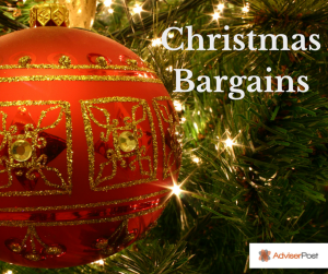 fb - Christmas Bargains