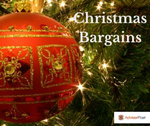 fb - Christmas Bargains